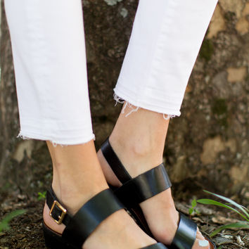 Seychelles Cassiopeia Sandal - Black