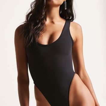Kikiriki Scoop Back Bodysuit