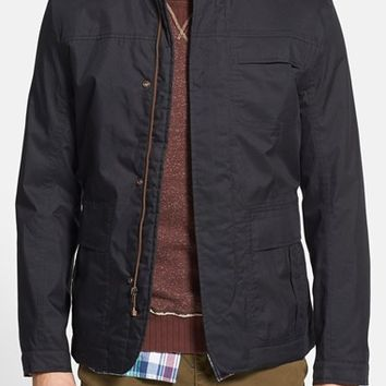 Men's Timberland 'Mount Clay' Regular Fit Waterproof Canvas Blazer
