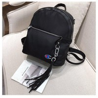 Champion backpack & Bags fashion schoolbag