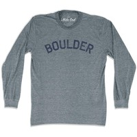 Boulder City Vintage Long Sleeve T-Shirt