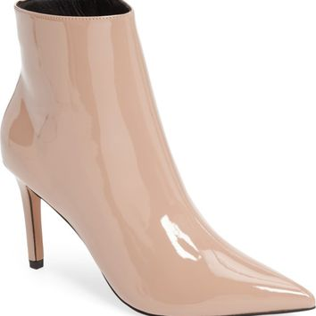 Topshop Mimosa Pointy Toe Bootie (Women) | Nordstrom