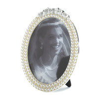 Strands of Pearl Picture Frame 5 x 7