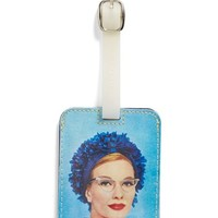 Anne Taintor 'We All Have Our Baggage' Luggage Tag