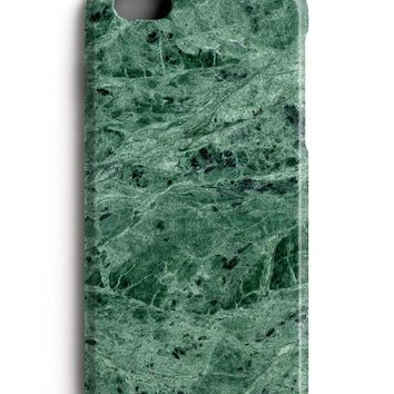 Green MARBLE iPhone X Case Marble iPhone 8 Case