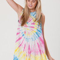 Chloe Tie Dye Dress