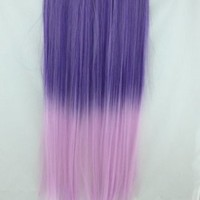 Heahair® Ombre Straight Synthetic Hair Extensions