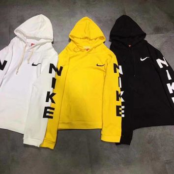Nike Casual Fashion Sport Top Sweater Sweatshirt Hoodie