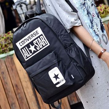 Converse Casual Sport School Shoulder Bag Satchel Travel Bag Backpack-2