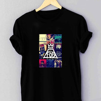 "Fall Out Boy Collage - T Shirt for man shirt, woman shirt ""NP"""