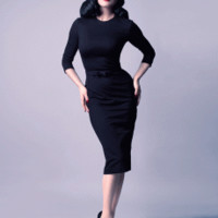 The Second Look Dress | Bettie Page Clothing