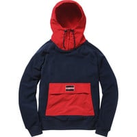 Supreme: Fleece Pullover - Navy