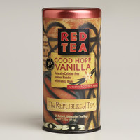 The Republic of Tea Good Hope Vanilla Red Tea, 36-Count - World Market