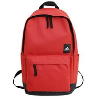 ADIDAS 2019 new men and women models outdoor leisure travel computer backpack Red