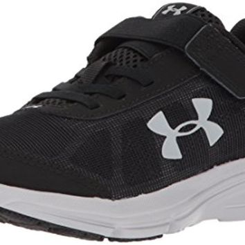 Under Armour Kids' Boys' Pre School Rave 2 Adjustable Closure Sneaker