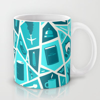 Breaking Bad Mug by Felix Rousseau
