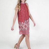 Altar'd State Border Bays Dress - Sundresses - Dresses - Apparel