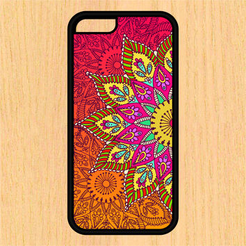 Mandala Version 2000 PC Sec1 Print Design Art iPhone 4 / 4s / 5 / 5s / 5c /6 / 6s /6+ Apple Samsung Galaxy S3 / S4 / S5 / S6