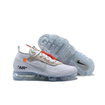 2018 Off White X Nike Air Vapormax 2.0 Aa3831 100 40 45