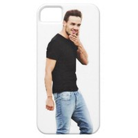 Liam Payne iPhone 5/5s Case from Zazzle.com