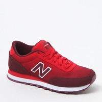 Gradient Collection Running Sneakers - Womens Shoes - Red