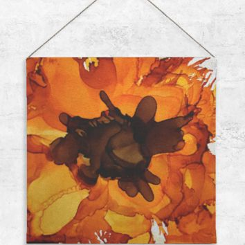 Sunflower Dance Tapestry