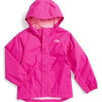 Girl's 'Tailout' Hooded Rain Jacket,