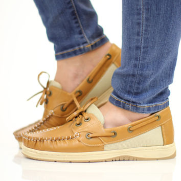 On Deck Boat Shoe