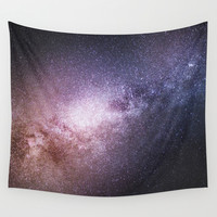 Take me to Mars Wall Tapestry by HappyMelvin