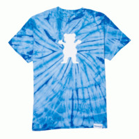 Grizzly Griptape Grizzly OG Bear Tie Dye T-shirt