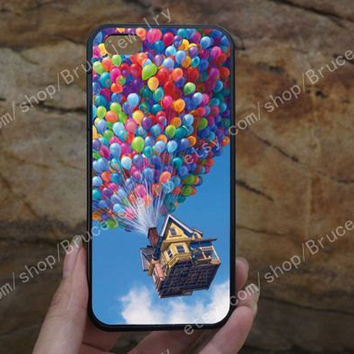 Disney, Pixar, UP iPhone Case,iphone case,samsung case,iPhone 5C 5/5S 4/4S,samsung galaxy S3/S4/S5,Personalized Phone case