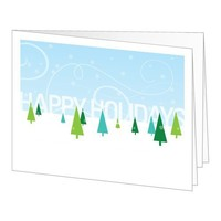 Amazon Gift Card - Print - Happy Holidays (Trees)