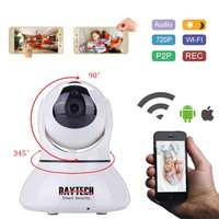 Home Security 720P Baby Monitor Camera 0909-15