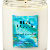 Blue Lagoon Single Wick Candle | Bath & Body Works