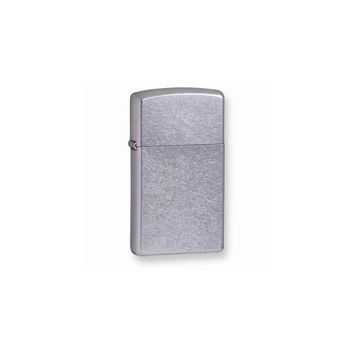 Zippo Street Chrome Lighter - Engravable Personalized Gift Item