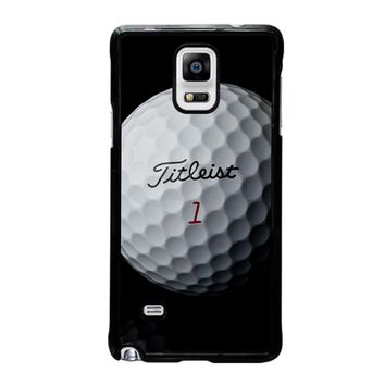 TITLEIST GOLF Samsung Galaxy Note 4 Case Cover