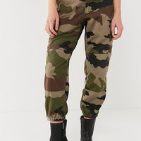 Vintage Cropped Camo Pant | Urban Outfitters