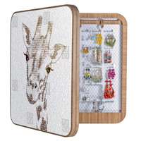 Belle13 The Intellectual Giraffe BlingBox