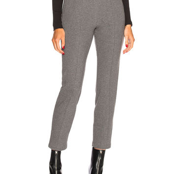 T by Alexander Wang French Terry Sweat Pant in Charcoal | FWRD