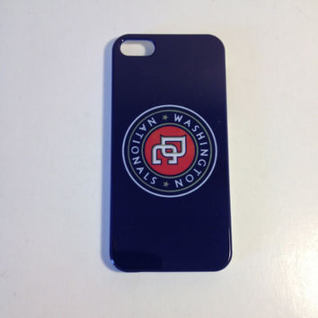 Washington Nationals phone cover for the Iphone 5 5s