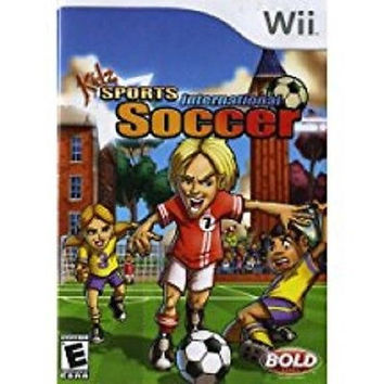 Kidz Sports International Soccer - Nintendo Wii [Nintendo Wii]