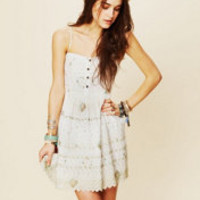 Free People Electric Forest Dress at Free People Clothing Boutique