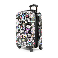 "tokidoki x Hello Kitty 22"" Rolling Suitcase: Cosmic"
