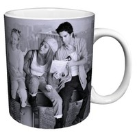 Friends Over New York NY TV Television Show Ceramic Gift Coffee (Tea, Cocoa) 11 Oz. Mug