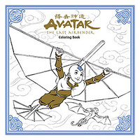 Avatar: The Last Airbender Adult Coloring Book