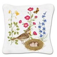 Bird with Nest Gift Boxed Lavender Sachets