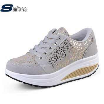 Women Running Shoes Sports Sneakers Female New Spring Autumn Outdoor Jogging Shoes Dam
