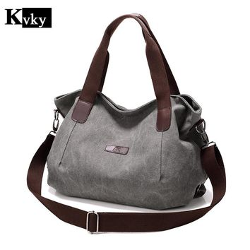 2017 New Fashion Women's Handbag Cute girl Tote Bag Lady Canvas Shoulder bag Female Large Capacity leisure bag