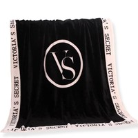 Victoria's Secret Angel Plush Throw Blanket
