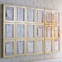 Gold PhotoBox Frames